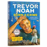 现货 天生罪犯:特雷弗・诺亚自传(比尔盖茨2017荐书)英文原版 Born a Crime Trevor Noah 名