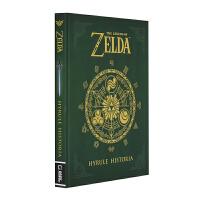 现货塞尔达传说:海拉尔历史设定 英文原版 The Legend of Zelda: Hyrule Historia 塞尔
