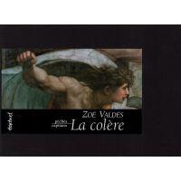 愤怒的形象:西班牙古巴裔作家佐伊-瓦尔德斯 La colere