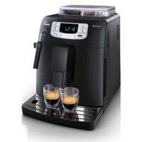 飞利浦(Philips)HD8751进口 全自动家用咖啡机 豆粉两用进口黑色款