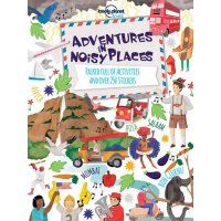 Lonely Planet Adventures in Noisy Places 孤独星球儿童版・在嘈杂的地方冒险:活动及贴纸书