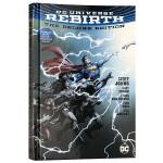 DC宇宙重生 英文原版书 DC Universe Rebirth DC重生大事件 美国DC漫画公司 杰夫琼斯 英文版进