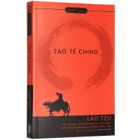 老子道德经 现货英文原版 Tao Te Ching 中国哲学书籍 Lao Tzu 英语书籍 进口书籍正版