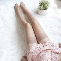 5双长筒丝袜女超薄透明水晶丝性感高筒袜 长统袜夏季过膝大腿丝袜 均码