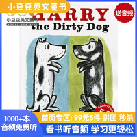 英文原版 Harry the Dirty Dog 小脏狗哈利 [4-8岁]