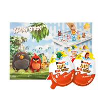 费列罗巧克力健达奇趣蛋8只装礼盒版 愤怒的小鸟