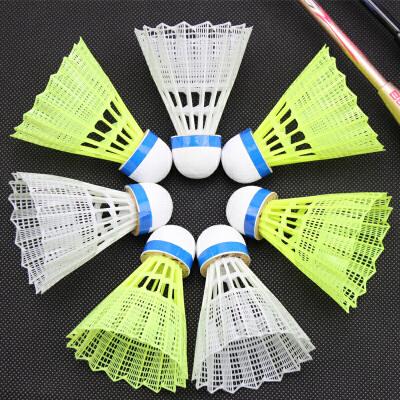 2018尼龙羽毛球耐打塑料羽球 塑料羽毛球 打不烂 发货周期:一般在付款后2-90天左右发货,具体发货时间请以与客服协商的时间为准