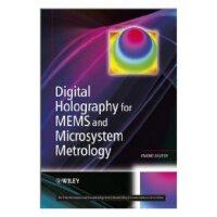 【预订】Digital Holography for Mems and Microsystem Metrology 9