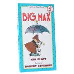 (99元5件)汪培�E推荐第三阶段英文原版I Can Read, Level 2 Big Max 世上伟大的侦探,迷你版