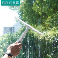 百露窗户玻璃清洁刮玻璃清洁器工具 家用瓷砖刮板刮水器擦窗器