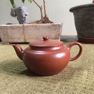 台湾摹古 朱泥汤包壶