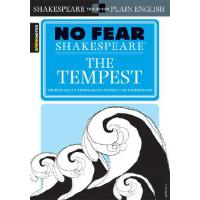 The Tempest (No Fear Shakespeare) 别怕莎士比亚:暴风雨 古英语现代英语对照