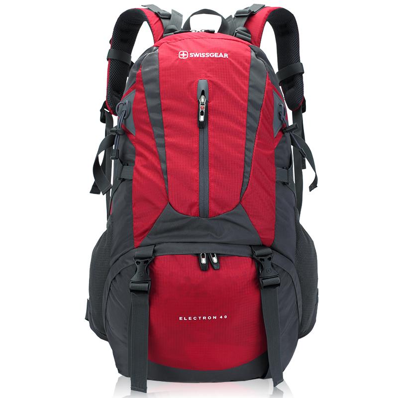 瑞士户外登山包 旅行包 徒步背包40L大容量包包