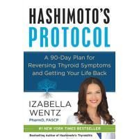 【现货】英文原版 Hashimoto's Protocol 对抗桥本氏甲状腺炎 90天计划扭转甲状腺症状 PharmD