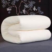 ???被子单人学生宿舍可爱少女床垫棉絮男孩加厚保暖四季通用冬被全棉