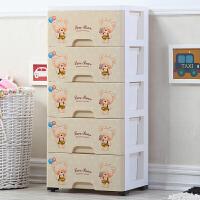 塑料储物柜抽屉式收纳柜子内衣柜衣服收纳箱特大号玩具整理箱