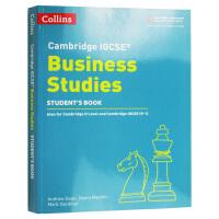 剑桥环球测试 经济学 学生用书 英文原版 Cambridge IGCSE Business Studies Stude