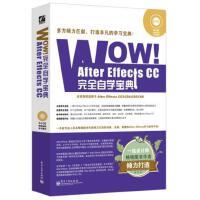 【二手书8成新】After Effects CC完全自觉宝典 版 王红卫 电子工业出版社 9787121251948