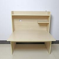 家居生活用品宿舍神器床上用书桌大学生学习桌寝室折叠带锁上下铺电脑桌