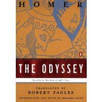 英文原版 荷马:奥德赛 企鹅经典豪华毛边版 Robert Fagles译本 Homer: The Odyssey (P