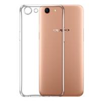 OPPO A83手机壳 A1手机壳 手机套 保护壳 保护套 TPU外壳软套 保护软壳男女 硅胶透明简约防摔套