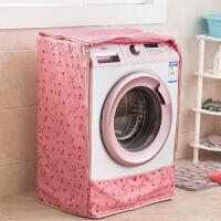 加厚环保防水防晒洗衣机罩 全自动滚筒双筒防尘罩波轮式通用套子