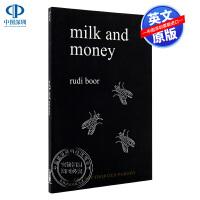 英文原版 Milk and Money: A Parody 牛奶与金钱 打油诗与幽默诗歌 作者Rudi Boor 诙谐幽