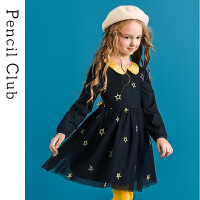 【秒��r:69元】�U�P俱�凡客��b2020秋�b新款女童�B衣裙中大童�L袖裙子�和�公主裙