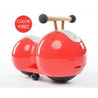 儿童平衡车无脚踏扭扭车1-3岁女宝宝周岁礼物滑行车学步车溜溜车D28
