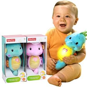 Fisher Price 费雪 声光安抚海马 婴儿玩具 M8581/R5534