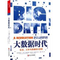 正版现货 大数据时代 生活工作与思维的大变革 舍恩伯格著 大数据 管理 经济读物