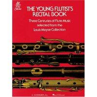 【预订】The Young Flutist's Recital Book: Three Centuries o