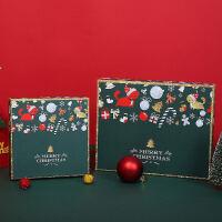 圣诞节礼品盒礼盒大号长方形礼物盒节日回礼礼盒商务平安夜包装盒