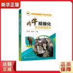 规模化生态养殖丛书--肉牛规模化生态养殖技术 李文海,张兴红 9787122344304 化学工业出版社 新华书店 品