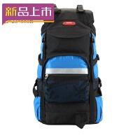 2018双肩包男旅行背包大容量户外登山包女学生电脑包行李出差旅游45L