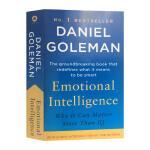 华研原版 情商 丹尼尔戈尔曼 英文原版书 为什么情商比智商更重要 Emotional Intelligence dan