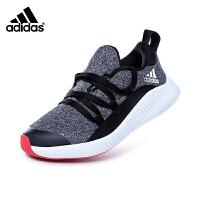 【双12券后价:269元】阿迪达斯Adidas童鞋18新款小中大童跑步鞋儿童运动鞋透气防滑男女童休闲鞋 (5-15岁可
