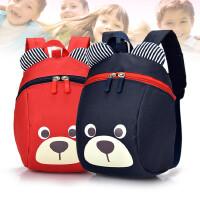 防走丢失背包婴幼儿宝宝双肩小书包1-3岁儿童男女小孩可爱2背包潮
