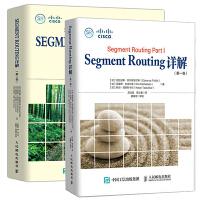 Segment Routing详解 卷+第二卷流量工程 2册Cisco思科系列教材书籍 segment routing