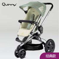 Buzz 高景观折叠三轮避震婴儿推车 双向推行 可做可躺