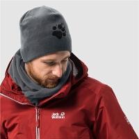 秋冬季男帽女帽子户外运动针织帽抓绒保暖男士帽子