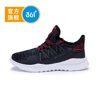 【折后叠券预估价:45】361度童鞋 男童休闲鞋 中大童 冬季新品 K71843807