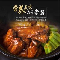炖汤煲陶瓷小沙锅煲汤煮粥家用炖锅明火燃气砂锅耐高温养生 iq7