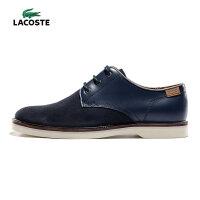 LACOSTE法国鳄鱼 新款男鞋 皮靴 运动休闲鞋 板鞋 30SRM0024