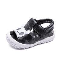 宝宝凉鞋夏季儿童1-3岁婴幼儿包头鞋子女童小童软底防滑学步鞋潮2