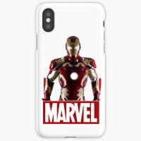 MARVEL漫威复仇者联盟Iron Man钢铁侠 iphone手机壳 苹果保护套 光面 iphone 6/6S 光面硬