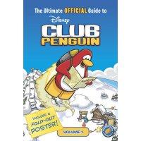 英文原版 The Ultimate Official Guide to Club Penguin