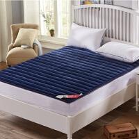 折叠地铺睡垫1.8m1.5米垫被单人双人学生宿舍榻榻米床垫1.2m床褥子