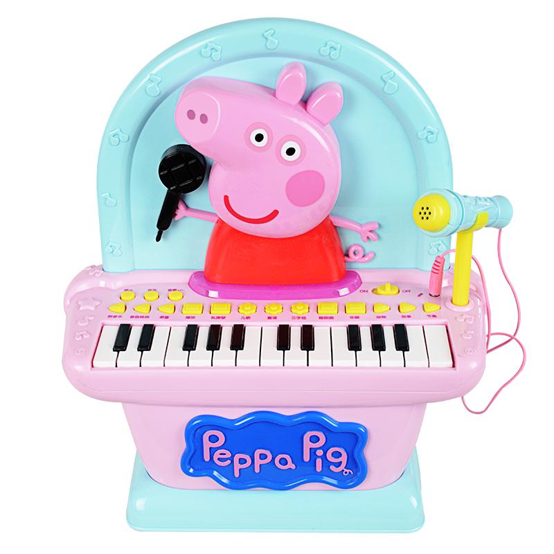 小猪佩奇的音乐舞台