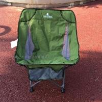 户外休闲沙滩椅折叠椅便携式沙发椅钓鱼椅写生椅演员椅导演椅 草绿色